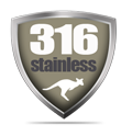 316 Grade Stainless Steel