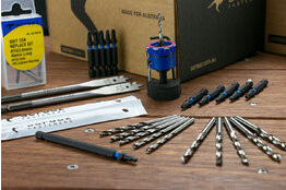Decking Screws Installers Kit 10g