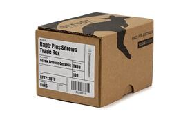 Raptr plus concrete screws 50mm trade box of 100