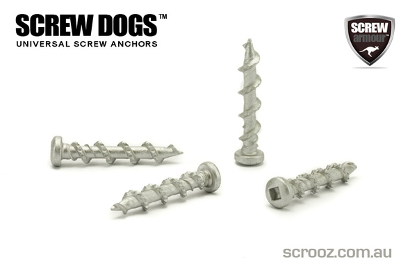 Screw Dogs Screw Armour 8g x 32mm Grab Pack 100