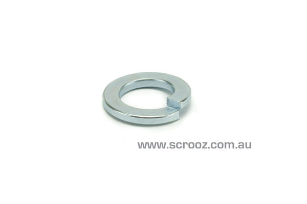 M20 spring washers zinc plated grab pack of 50