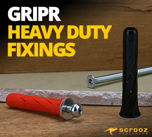 fixings plasterboard and cavity fixings gripr heavy duty. Black Bedroom Furniture Sets. Home Design Ideas