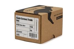 Raptr concrete screws 70mm trade box of 100